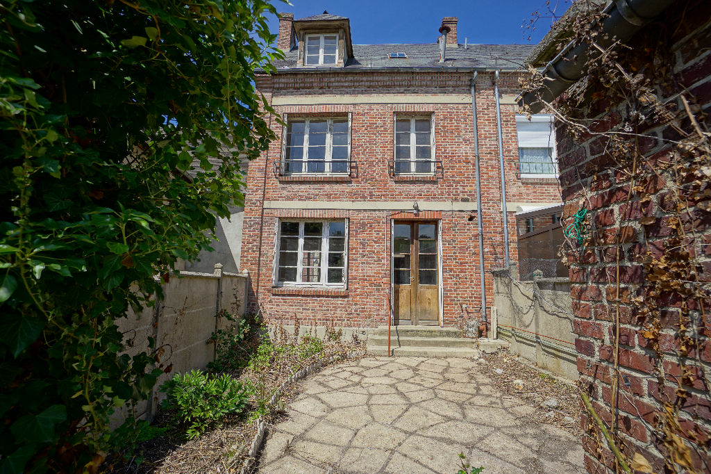 Town house with garden - Les Andelys - 91 m²